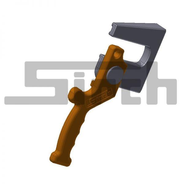 Fanghaken - Türverriegelung Sicherungsverschluß Artnr. 21860