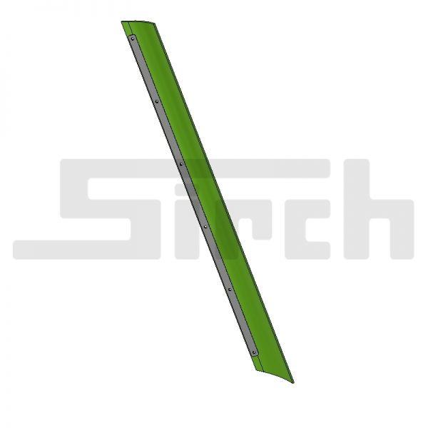 Abstreifersatz unten für 3 m breites Schild Art.Nr. 25582