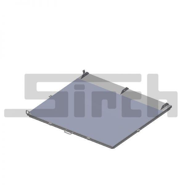 SICON Deckel neue Ausführung L = 1500 mm Art.Nr. 09104