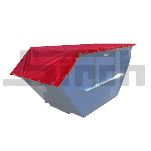 Planenabdeckung für Abrollcontainer 3,1x7,5 m Art.Nr. 24143