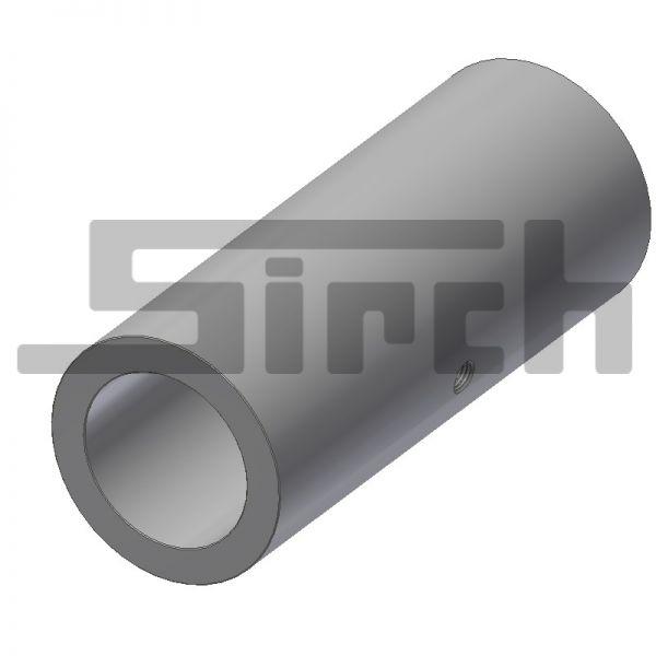 Lagerrohr L=150 mm für 40 mm Verriegelungsstange Art.Nr.24880 (R 60,3x8,8)
