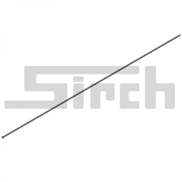 Deckelachse feuerverzinkt Art-Nr. 90130