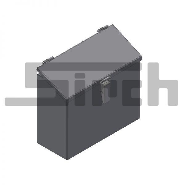 Materialbox stirnseitig Art.Nr. 40115