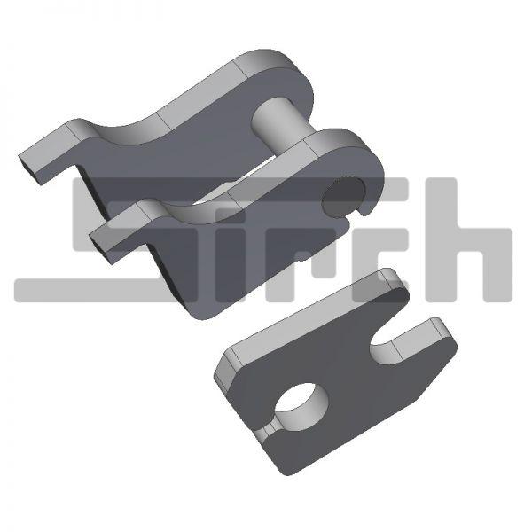 Verriegelungsbock für Haken Pendel-Rampen-Klappe Art.Nr. 23875