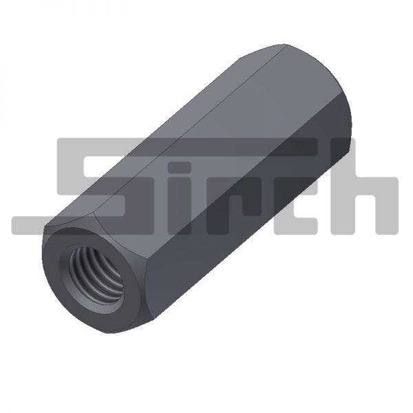 Spannschloß H 11 Länge = 055 mm verzinkt Art.Nr. 22203
