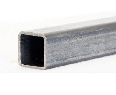 Mittellatte Alu-Vierkantrohr 60/4 L=8400 mm für Bahncontainer Art.Nr. 24622