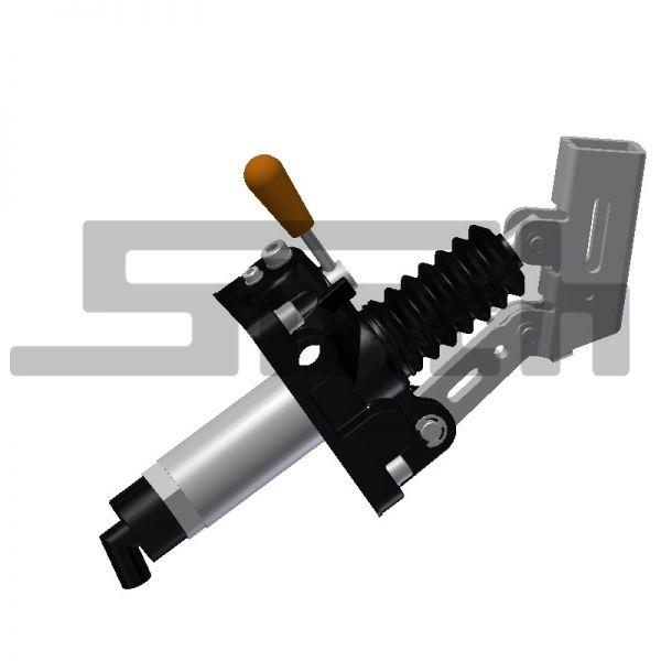 Handhydraulik - Handpumpe 25 qcm P45de Art.Nr. 10842