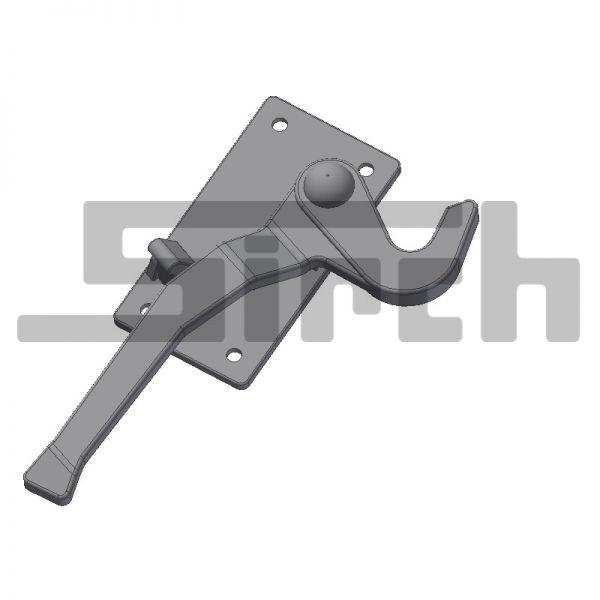 Winkelhebelverschluß H115 S Artnr.: 21411