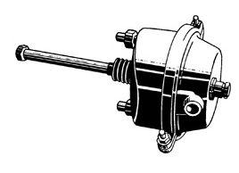 Luftzylinder Halftainer inkl. Zubehör für Bahncontainer Art.Nr. 24605