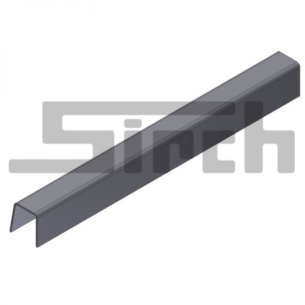 Anschlagprofil A-Mast L=918 mm Art.Nr. 04210