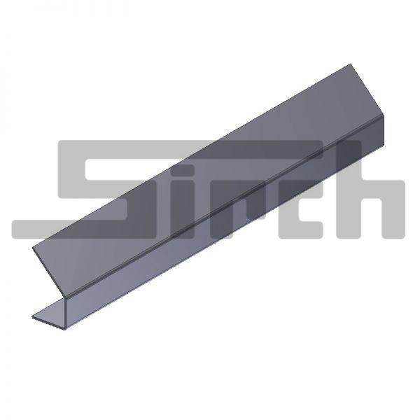 Anschlagprofil H-Mast L=918 mm Art.Nr. 04310