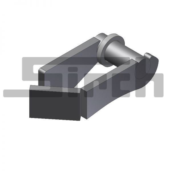 Uni-Pendel-Gelenk für Pendel-Rampen-Klappe Art.Nr. 23809