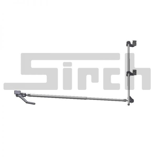 Zentralverriegelung - Bausatz für Tür Art-Nr. 07001