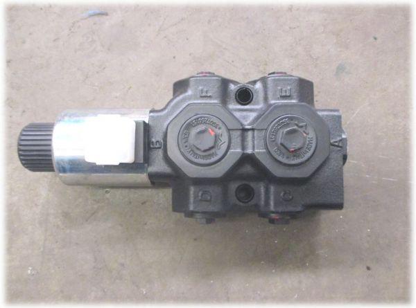 Umschaltventil 24V für Dachantrieb inkl. Zubehör DFE 20/6B18ES.W201-24VDC Art.Nr. 24830