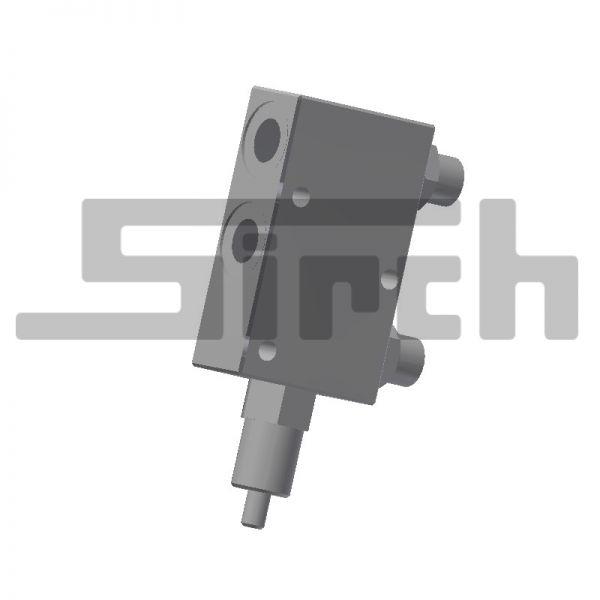 Handhydraulik - Senkbremsventil OVC00011 Art.Nr. 21504