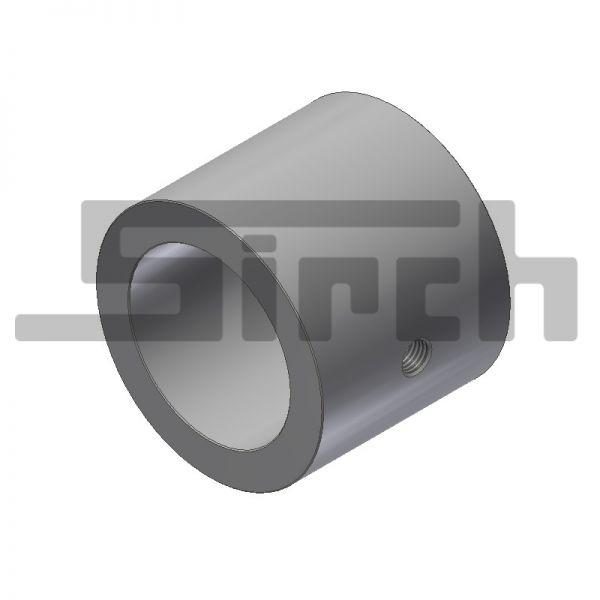 Lagerrohr L = 50 mm für 40 mm Verriegelungsstange Art.-Nr. 24881 (R 60,3x8,8)