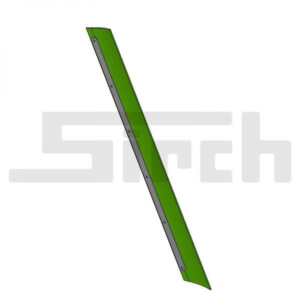 Abstreifersatz unten für 60° Schild Art. Nr. 25578